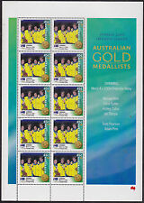 2000 Sydney Olympic Gold Medallists - Swimming Men's 4x100m Freestyle Relay
