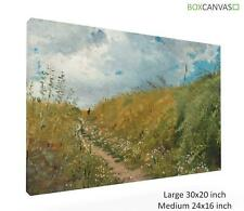 More details for russian art ilya repin realism landscape 3 canvas wall
