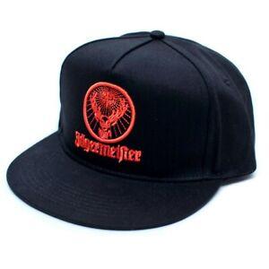 Jagermeister Logo Men's Black Hat Black