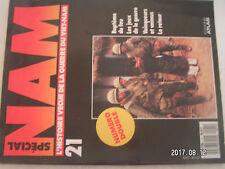 **a1 Spécial NAM n°21 Baptême du feu / Les jeux de la guerre / Le retour