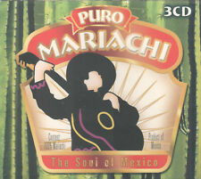 Puro Mariachi by Enrico Morales/Mariachi Campero (3 CDs) 50 Fave Mexican Songs