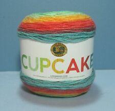 Lion Brand Cupcake Yarn - Jelly Bean - 5.3 oz - 590 yds -  #3 DK/Light Worsted