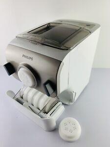 Philips Kitchen Automatic Pasta & Noodle Maker HR2357/05 Automatic w/Attachments