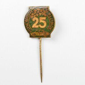 SLOVACCHIA SLOVAKIA Spilla Pin Vintage MLADA BOLESLAV PEZINOK 25