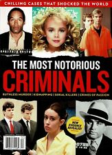 New Special Edition Most Notorious Criminals True Crime Murder Serial Killer 98p