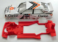 Chasis Hybrid Audi Quattro compatible Fly Mustang Slot carroceria no venta