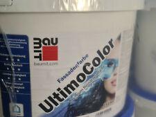 5 Liter Baumit Ultimo Color Fassadenfarbe Aussenfarbe Wandfarbe Farbe weiss