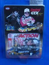 """Diecast,1/64,Action,1998 """" FORD JOHN FORCE -CASTROL/ELVIS DRAGSTER"""",Limited,New"""