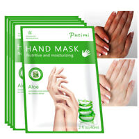 Moisturizing Hand Peeling Mask Moisturizing Gloves Aloe Fruit Extracts Hand Care