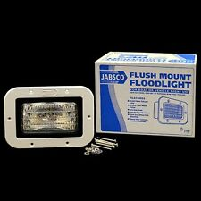 WELLCRAFT 026-0793 JABSCO 3 X 5 HALOGEN BOAT SPOTLIGHT FLOODLIGHT 45960-0000