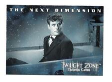 2000 Twilight Zone The Next Dimension Trading Cards Promo Card P2