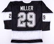 Jay Miller Signed Kings Jersey (JSA COA)