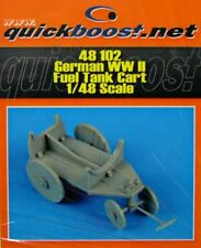 Quickboost 1/48 tedesco seconda guerra mondiale SERBATOIO CARBURANTE CART #48102