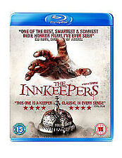THE INNKEEPERS - BLU-RAY - REGION B UK