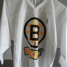 CCM NHL Boston Bruins Practice Hockey Jersey NEW Youth L/XL