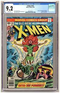 X-Men 101 (CGC 9.2) Origin/1st app. Phoenix; Black Tom Cassidy; Juggernaut B998