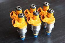 2 Yr Warranty Bosch Upgrade 4 Hole 97-99 Dodge 3.9L Truck Van Fuel Injector Set