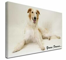 More details for borzoi dog 'yours forever' x-large 30