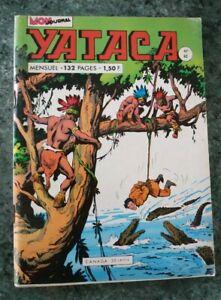 YATACA N° 62 - MON JOURNAL - 1973