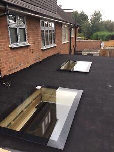 Rooflight - skylight - Glass Flat Rooflight - Glazed - Sunroof, All Sizes