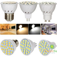 3W 4W 5W E27 MR16 GU10 5050SMD LED Birne Glühbirne Leuchtmittel Lampe Spot Light