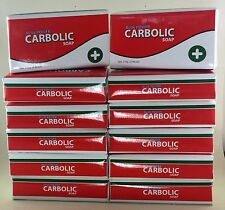 Blue Power  Red Carbolic Soap (3.9 oz ea) 12 - bars