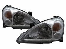 Aerio/Liana 02-07 Sedan/Hatchback 4D/5D Clear Headlight Chrome for SUZUKI LHD
