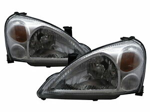 Aerio/Liana 02-07 Sedan/Hatchback 4D/5D Clear Headlight Chrome for SUZUKI LHD