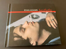 Ryan Adams Heartbreaker Deluxe Edition 2 CD + DVD Unplayed Box Set