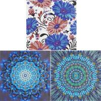 5D DIY Special-shaped Diamond Painting Cross Stitch Embroidery Kit Wall Art R1BO