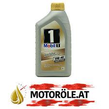 1 Liter Mobil 1 FS 0W-40 Motoröl - MB-Freigabe 229.5