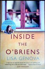 Inside the O'Briens Lisa Genoa (Paperback 2015)