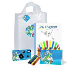 I'm a Trooper Gift Bag- Peter Pan -Single use Disposable Camera /child (Pkg-112)