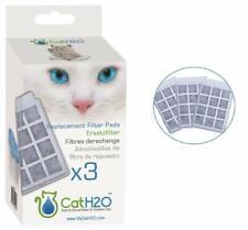 CatH2O & Dog H20 3 Piece Filter Pads