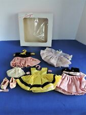 Four Tagged Cosmopolitan Ginger Doll Dresses Panty Shoes In Ginger Doll Fashions