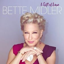 A Gift of Love by Bette Midler (CD, Dec-2015, Rhino (Label)) NEW
