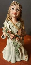 Sarah's Attic Limited Edition 1995 / April / Angel Figurine / #2E-10-2000