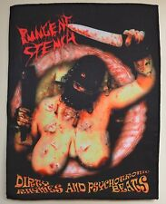 PUNGENT STENCH Dirty Rhymes And Psychotronic...Backpatch -29,5 x 23,1 cm- 164120