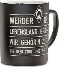 Werder Bremen Tasse Hymne 0 3 Liter (neu)