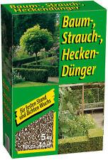 3x 5kg Baum Strauch Hecken Dünger 1,97€/kg Heckendünger Strauchdünger Baumdünger