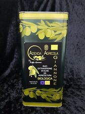 BIO Natives Olivenöl Extra Vergine, Ernte 19/20, 5L DOP