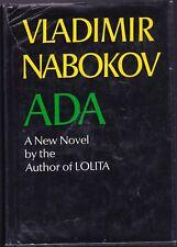 ADA-VLADIMIR NABOKOV-STATED FIRST EDITION-1969