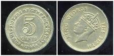 MALAISIE 5 sen 1948