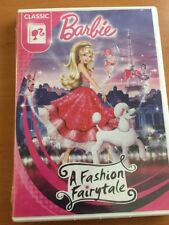 Barbie: A Fashion Fairytale DVD
