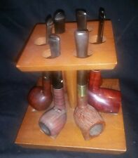 Lot Of 6 Vintage Smoking Pipes Peterson's - Signature - Dr Grabow - Kaywoodie