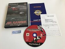 Air Ranger Rescue Helicopter - Sony PlayStation PS2 - NTSC JAP - Avec Notice