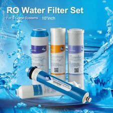 RO Purifier filter sets,PP cotton,activated carbon,RO membrane,Water Filter NSF