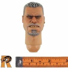 Gangsters Heart 3 Bartley - Head w/ Neck - 1/6 Scale - Damtoys Action Figures