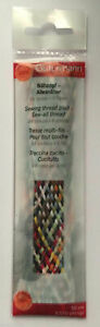 Gutermann Sew All Thread Plait Sewing Crafts - 24 colours - 50cm Lengths