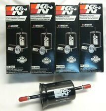 (4 PACK) K&N Fuel Filter PF-2000 Fits Ford Vehicles **Lot of 4**Save $$**